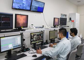 中央制御室イメージ